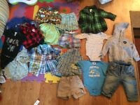 Boys size 3 months summer clothes