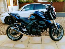 Kawasaki z750, 2009, 17k miles