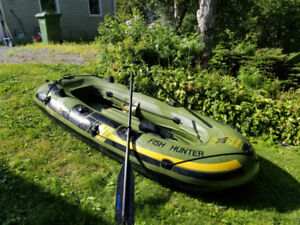 Sevylor 280 Zodiac, Dinghy, Tender