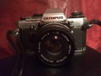 Olympus OM10 (kaput)