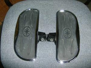 YAMAHA 1100 VSTAR CUSTOM DRIVER FLOORBOARDS