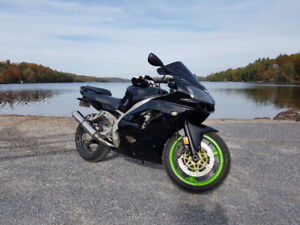 2000 Kawasaki Ninja ZX9R - Good Condition - Low Km