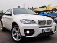 2010 BMW X6 XDRIVE 40D 5DR AUTOMATIC 4X4 DIESEL COUPE DIESEL