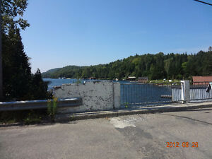 Ste-Agathe-des-Monts - Lac Manitou – 13 lots – 45,000 to 50,000