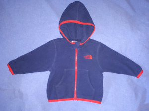North Face Baby Jacket Size 3-6mts VGUC