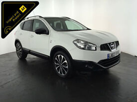 2013 63 NISSAN QASHQAI 360 AUTOMATIC 1 OWNER SERVICE HISTORY FINANCE PX WELCOME