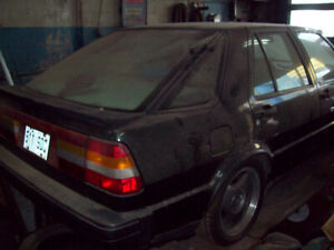 Saab 1992 for sale or trade