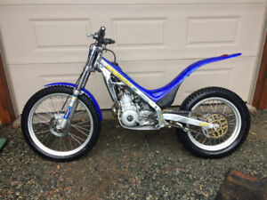 Trials Bike Sherco