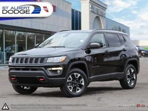 2018 Jeep Compass Trailhawk 4x4  FULLY LOADED | HEATED LEATHER |