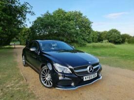 image for 2015 Mercedes-Benz CLS CLS 220d AMG Line Premium 4dr 7G-Tronic COUPE Diesel Auto