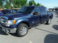 2013 Ford F-150 XLT, Crewcab, Bluetooth, Tow Package