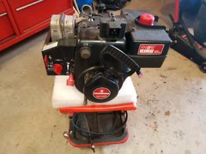 10-8hp Tecumseh engines