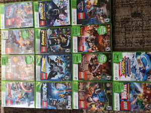 Xbox 360 Falcon 60GB HDD with 14 games