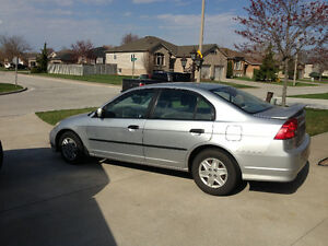 2005 Honda Civic Sedan