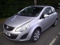 Vauxhall/Opel Corsa 1.3CDTi 16v ( 75ps ) ( a/c ) ecoFLEX 2011MY Exclusiv