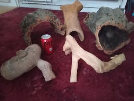Vivarium wood