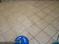 Ceramic Tile and Grout cleaning and restoration