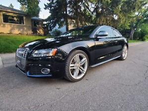 REDUCED!  Audi S5