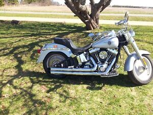 2002 Harley Fat Boy