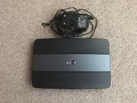 BT Smart Hub 6 Wireless Router With Power Cable