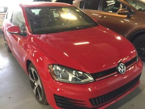 2015 VW GOLF GTI LIKE NEW