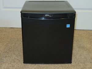 Danby DAR195BL 1.8 cu.ft. All Refrigerator – Black Like New