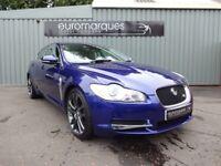 Jaguar XF V6 S LUXURY (blue) 2011