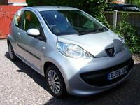 Peugeot 107 1.0 12v 2009 Urban Move a/c one lady owner call 07790524049