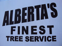 Tree Service Removals & Pruning (780)421-8282