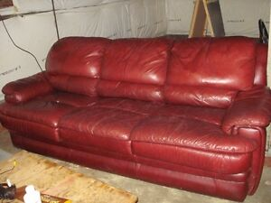 Leather Couch London Ontario image 2