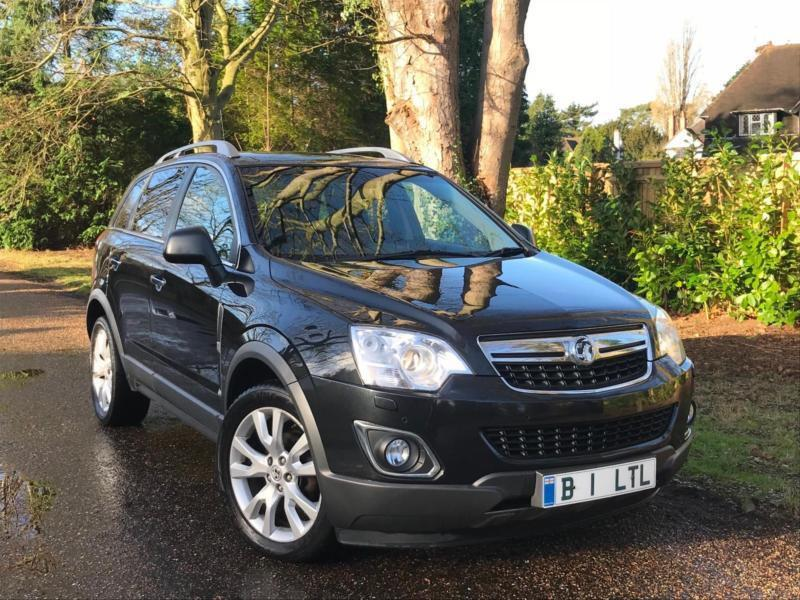 vauxhall opel antara 2 2cdti 163ps awd 2012 62 se in reading berkshire gumtree. Black Bedroom Furniture Sets. Home Design Ideas