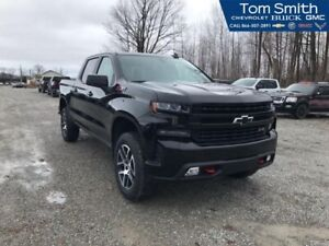 2019 Chevrolet Silverado 1500 LT Trail Boss  CONV. PKG WITH BUCK