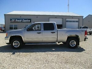 2009 GMC Sierra 2500HD SLE Crew Cab Short Box 6.0L 4x4