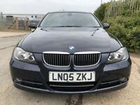 2005 BMW 330i SE AUTOMATIC 3.0 6 CYLINDER 24V 258 BHP AUTOMATIC 94K FSH HUGESPEC