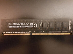 4gb DDR3 1866Mhz EEC Ram for Mac and PC