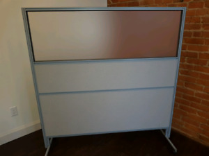 3 partition office walls