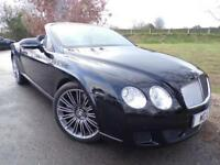 2010 Bentley Continental GTC 6.0 W12 Speed 2dr Auto Heated Steering Wheel! Na...