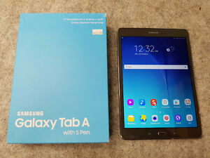 Tablette 9.7 pouces SAMSUNG GALAXY TAB A seulement 249,95$