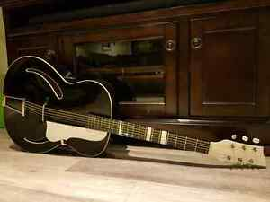 1950s Archtop Guitar (with video)