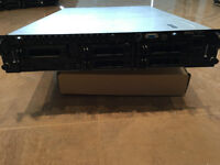DELL POWEREDGE SERVERS PE2650 and PE1850.