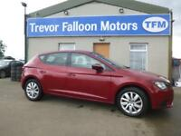 Seat Leon 1.6TDI ( 105ps ) ( s/s ) 2013MY S