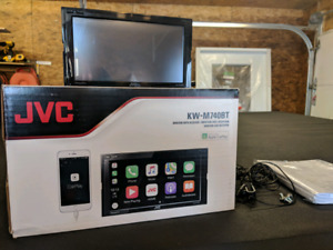JVC KW-M740BT Car-Play/Android Auto