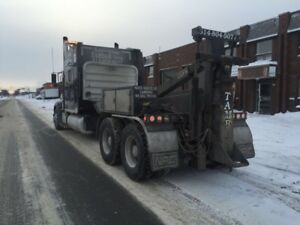 TRUCK TOWING FLAT RATE ! ONTARIO-QUEBEC