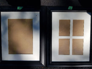 2 11x13 Picture Frames