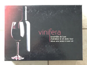 Kit complet Aérateur de vin