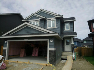 Brand New Family Home Steps Away From Parks w/ a Huge Yard!