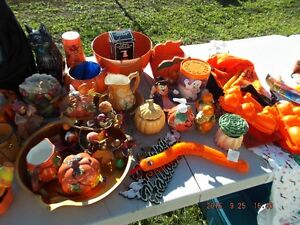 Halloween decorations for sale   # 1 & 2 Totes Kingston Kingston Area image 2