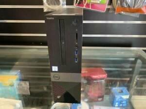 Dell Vostro 6th Gen quad cor i5 2.7GHZ 480GB SSD 1TB HDD 8GB RAM Win10
