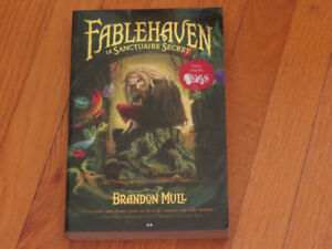 @*@+MULL BRANDON   *** FABLEHAVEN  TOME 1 Sanctuaire secret