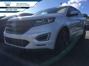 2018 Ford Edge Sport AWD  - Navigation - Cooled Seats